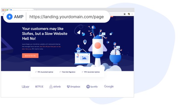 Swipe Page domain