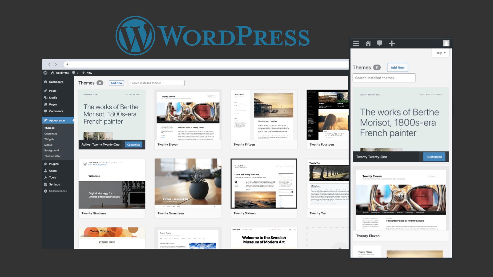 Platforms WordPress