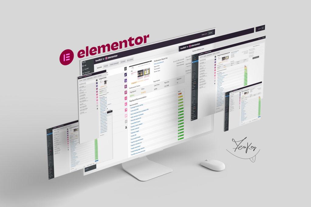 เพิ่มประสิทธิภาพเว็บ Elementor ด้วย Toolkit