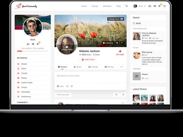 ปลั๊กอินสร้าง Online Community สำหรับ WordPress