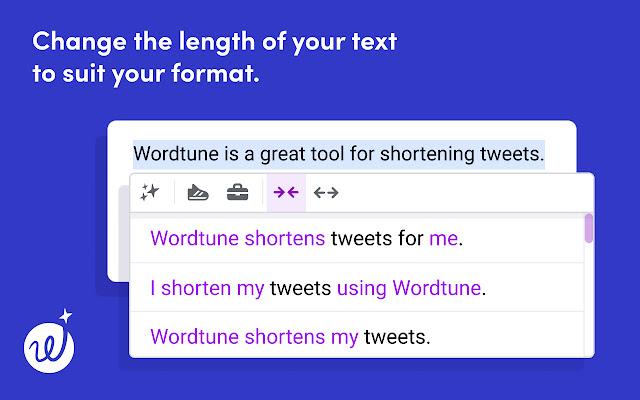 Wordtune AI powered Writing Companion 3